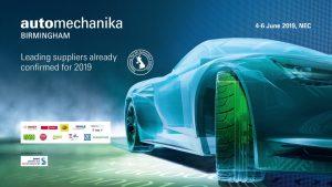 Turbo Technics is exhibiting at Automechanika Birmingham June 04th – 06th 2019